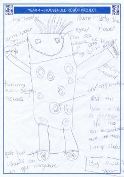 Ava's Robot