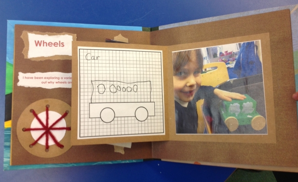 Reception book 2